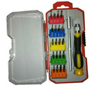 22pcs precision screwdriver set,