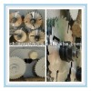 RUIMA Round Logs Multi Saw Machine pine logs sawdust with high efficient and safety MJ-1424