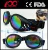 2011 Fashion Pet Dog Goggles 100% UV Protection Sun Glasses