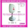 The newest and revolved cosmetic mirror with lamp