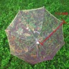 Purple wedding decoration umbrellas [38CM radius,10 colors for choice]
