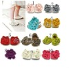 2012 Hot sellers !!!New TOP BABY Baby Foot Flower Feet Band Foot Ties Barefoot Sandals With Sole