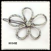 flower hair pin hair clip hairgrip H10492