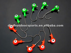 LEAD ROUND HEAD FISHING LURE JIGS HOOKS 5g