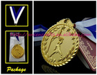 2012 Custom Olympic Gold Medal for Sport