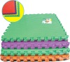 Eco-friendly rubber mat for sport/rubber exercise mat