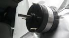 150W food mixer machine motor