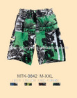 male summer beach short for 2012