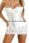 Sexy bridal coraet and bustier women body shaper