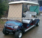 Petrol golf cart GF008, 2 seats