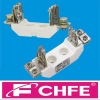 RT series low voltage porcelain hrc fuse type base