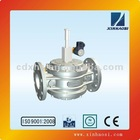 DN65 automatic shut-off gas valve for urban gas pipeline