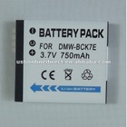 Battery for digital camera Panasonic Lumix BCF10E