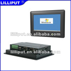 Lilliput 7-inch Touchscreen Mobile Data Terminal with WinCE5.0/RS232/USB/AV Input/SD Slot