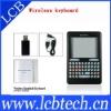 White And Blcak 2.4 G Mini Wireless Handheld Keyboard