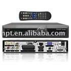 HD DVB-S2 OPTICUM HD X403P HD MPEG4 H.264 satellite rceiver internet sharing