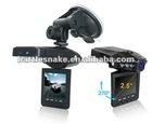 CFDV9009B 1080P full HD car DVR with 2.5-inch TFT LCD Screen