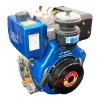 12hp 188F air-cooled single cylinder 4 stroke diesel engine