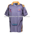 dry fit material cricket jersey sports shirt