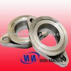 2011 OEM aluminum investment casting flange