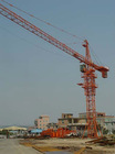 QTZ40 self-climbing tower crane