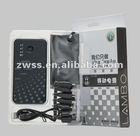 Mobile phone Portable Power/Charger Station Use for Blackberry(9700)