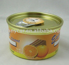 Scent Wood Can for household and automotive