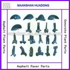 concrete plant & asphalt plant mixer arms