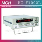 MCH Frequency Counter, HC-F1000L digital frequency counter, from 10Hz-1000MHz continuously variable, max. 1.3GHz