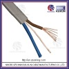 CU/PVC/PVC Twin Core With Earth Flat Cable