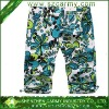 100% Polyester Quick Dry Fashionable Men's Beach Shorts
