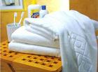 100%cotton jacquard bath mat