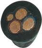 flexible mining cable(mining cable,rubber cable,coal mining cable)