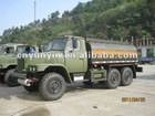 Dongfeng off road oil tanker truck 6x6 truck EQ2082E6D