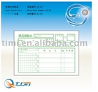 TRANSFER LABEL 1BOOK FORM OF STOCK 1BOOK LEAFLET CARPET NO7 100PIECES