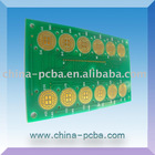 Keypad pcb board for telephone