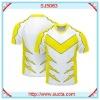 Fantastic style sublimation football uniforms SJ5063