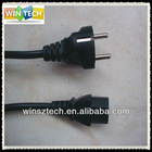 16A/250V America UL/CUL approved customized&OEM power cord with plug