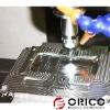 Aluminum cold die-casting machine