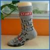 YDC-200 children's cotton anti slip socks