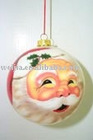 christmas ornaments/ball/Christmas Ball/glass ball