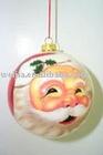 christmas ornaments/ball/Christmas Ball/glass ball