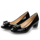 ladies fancy shoes.mid thick heels pumps top brands