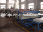 PP hollow sheet/board extrusion machine