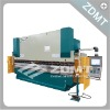 hydraulic synchronous CNC press brake with Delem DA69W