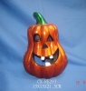 dolomite electroplate painting pumpkin