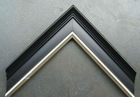 different parterns of ps frame moulding low price