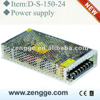 Wholesale 150w power supply,ac-dc adapter 24v for lighting with CE & RoHS