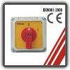 CAM Switch with Plastic enclosure (IP65)