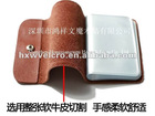 Real Leather Wallet for Checkbook and credit card